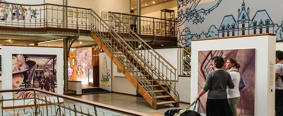 Stedentrip Brussel, bezienswaardigheden Brussel: Stripmuseum | Mooistestedentrips.nl