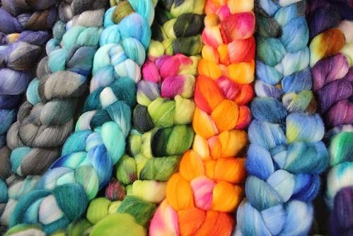 Hobbledehoy Yarn and Fibers