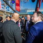 DP World - Cosco shipping aries op Antwerp Gateway