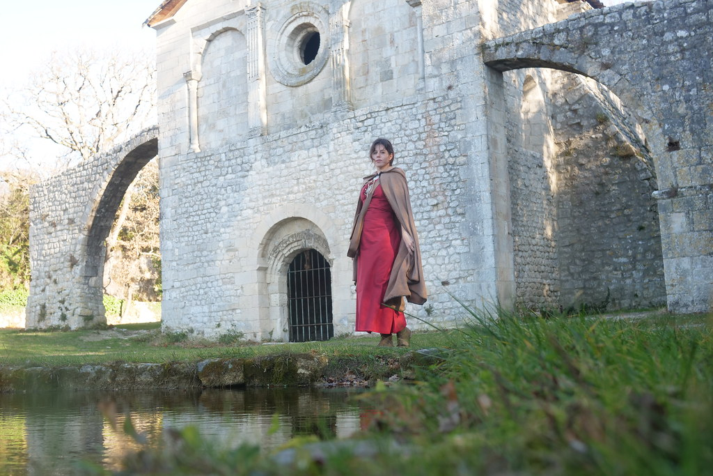 related image - Shooting Médiéval - Orena Costume - Val des Nymphes -2017-12-23- P1100592