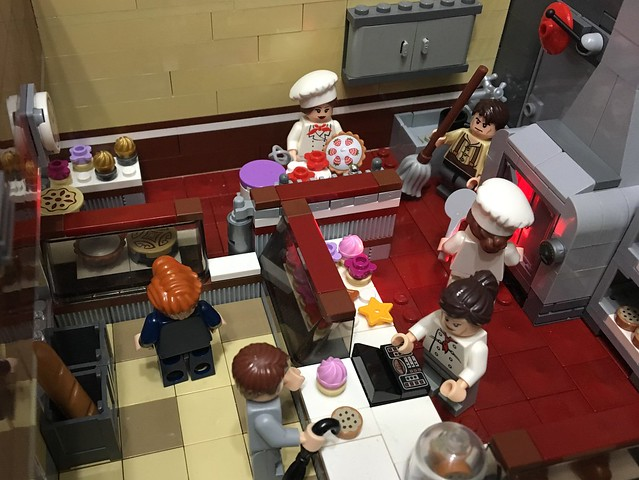 Bakery - Interior 1