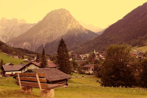 Brand, Austria