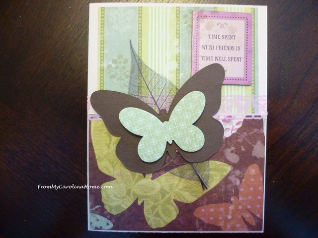 Thank You Cards at From My Carolina Home