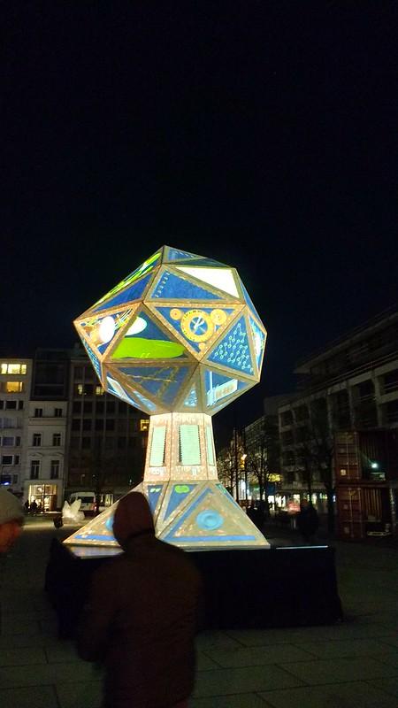 Festival de la Luz de Gante 2018  - 39988555022 2eb5614893 c - Lichtfestival Gent: El festival de la luz de Gante