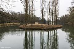 Ermenonville Parc Jean-Jacques Rousseau Mars 2014