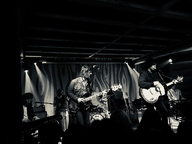 Ghost Foot & The Shivas & Kyle Craft @ Doug Fir, Portland, OR, 02 February 2018