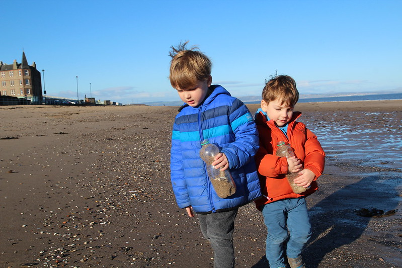 shell collecting