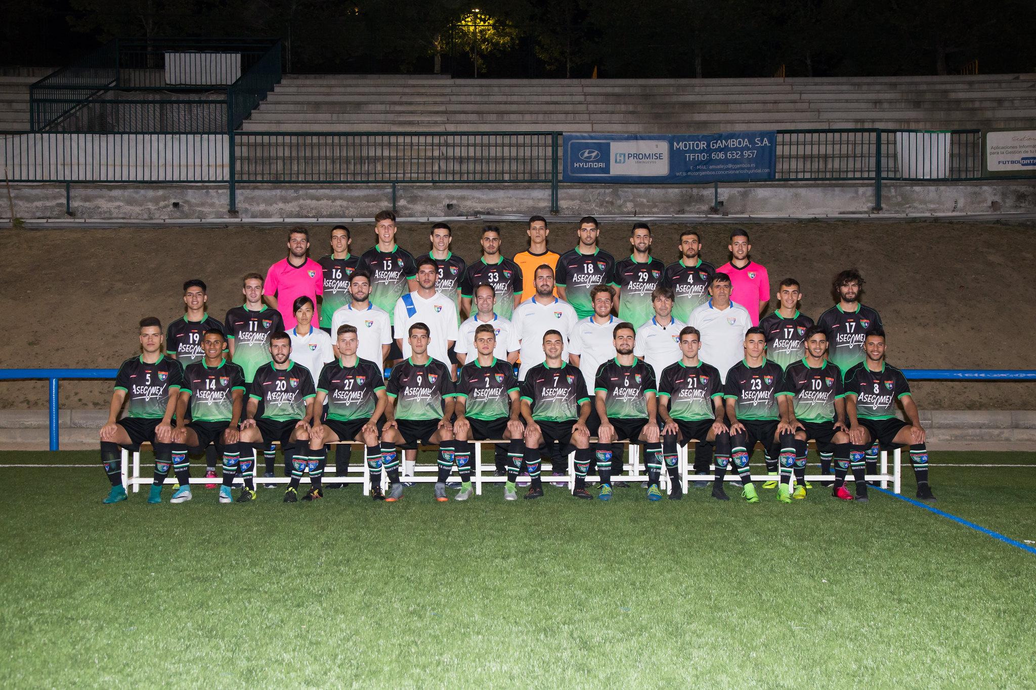 Primer Equipo Senior