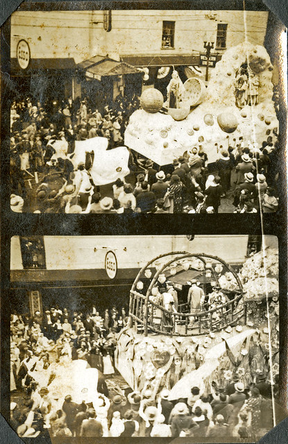 Sidney Arbour, Jr. Family Papers - Carnival 1935.