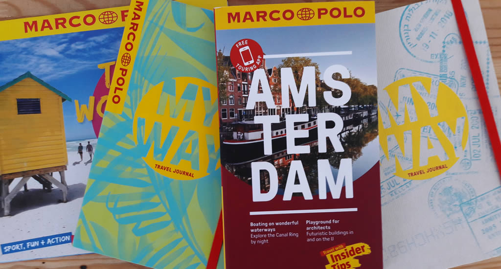 Amsterdam goodiebag Give Away | Your Dutch Guide