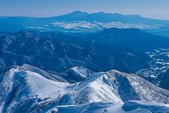 赤城山と天神平