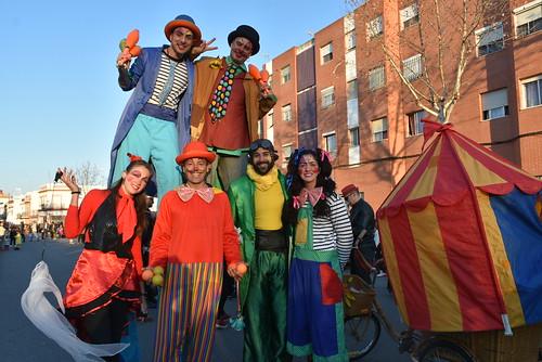 Cabalgata y Fiesta Infantil del Carnaval de Dos Hermanas