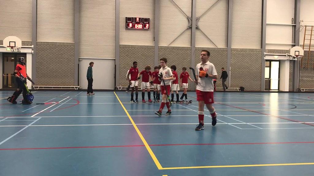 Jongens C2 Zaalkampioen 2017-2018