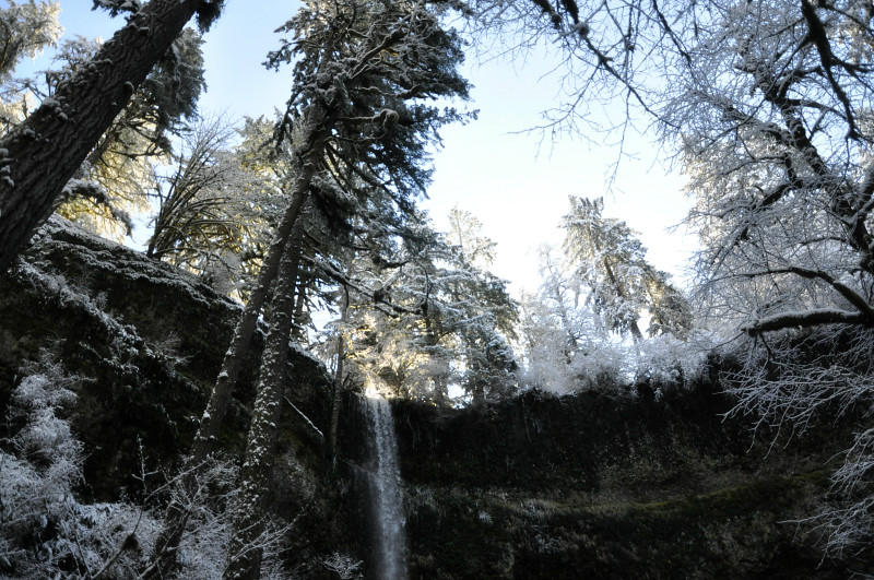 Silver Falls Snow 18 @ Mt. Hope Chronicles
