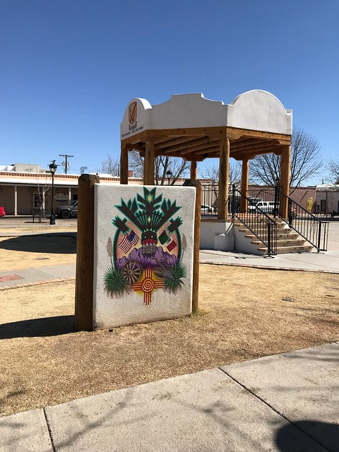 Las Cruces - La Mesilla artwork