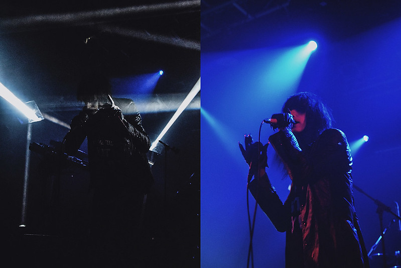 IAMX with Kat von D at Electric Ballroom, London