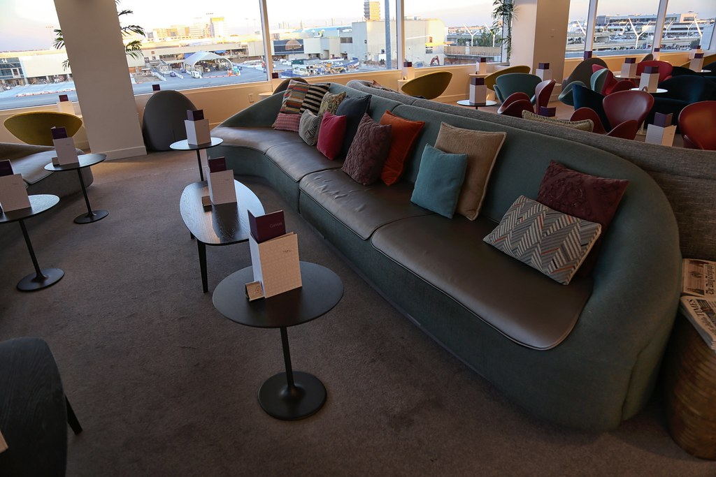 Virgin Atlantic Clubhouse LAX 2