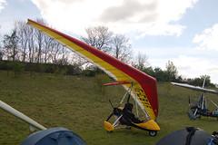 G-CBYF Mainair Blade [1349-1202-7] Popham 020509
