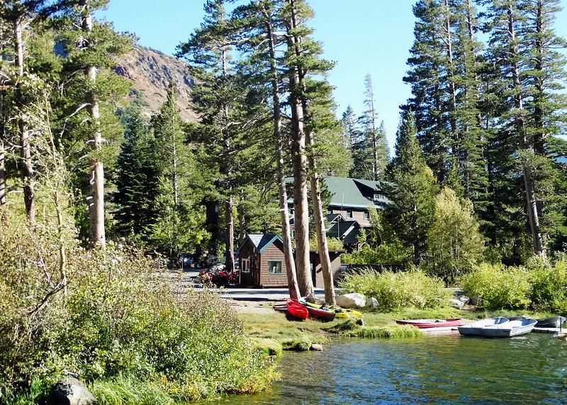 The Lake Life, Twin Lakes, Sierra Nevada, CA 10-17