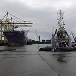 Освящение трех буксиров Damen, вошедших в состав флота Сервисной компании «Дело»