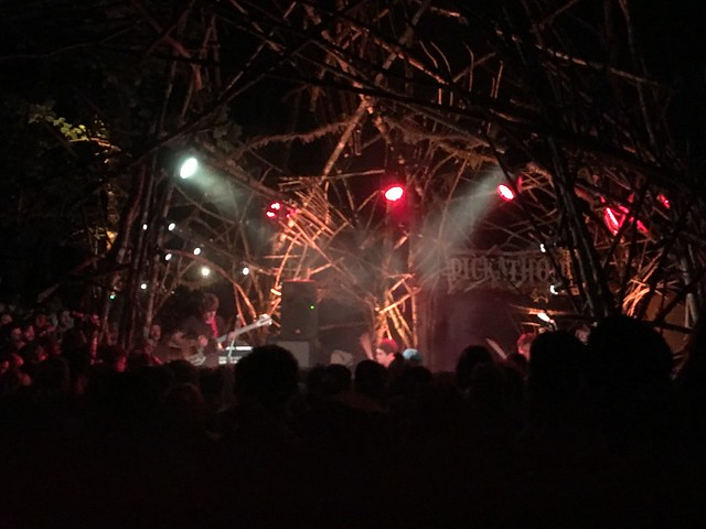 Thee Oh Sees @ Pickathon 2016, Pendarvis Farm, Portland, OR, 06 August 2016