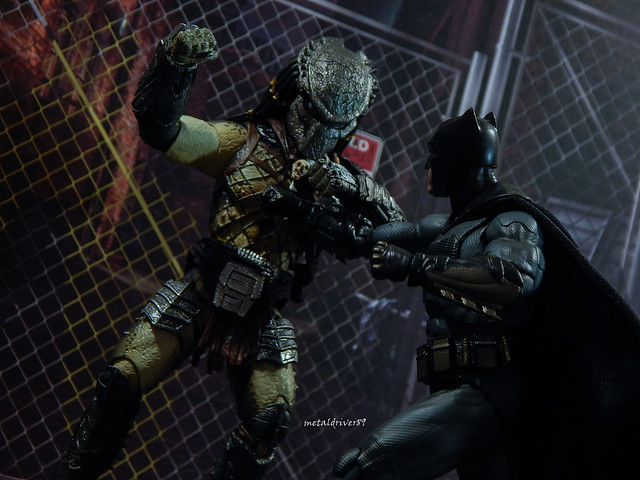Batman V Predator 2.2