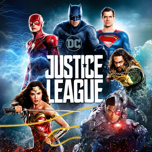 Justice League (plus Bonus Features)