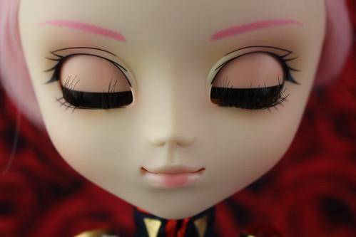 Utena eyelids