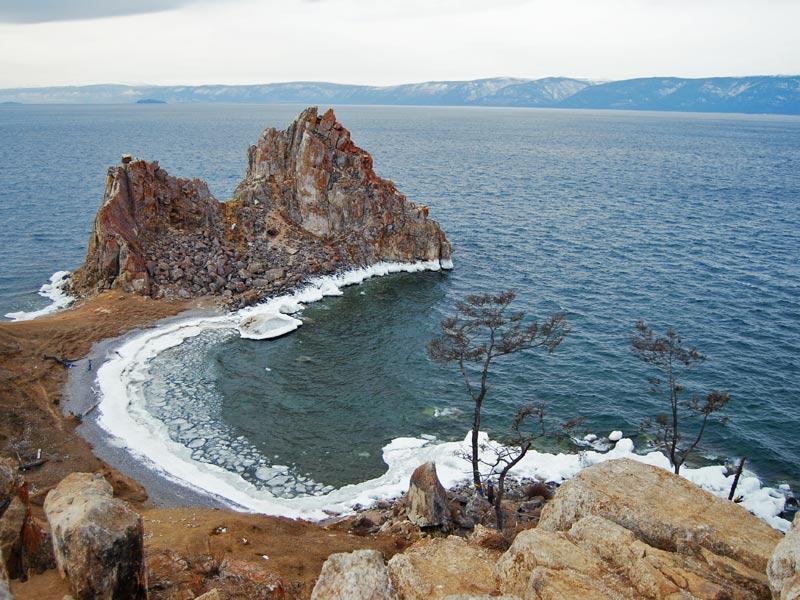 Transiberiano-Lago-Baikal