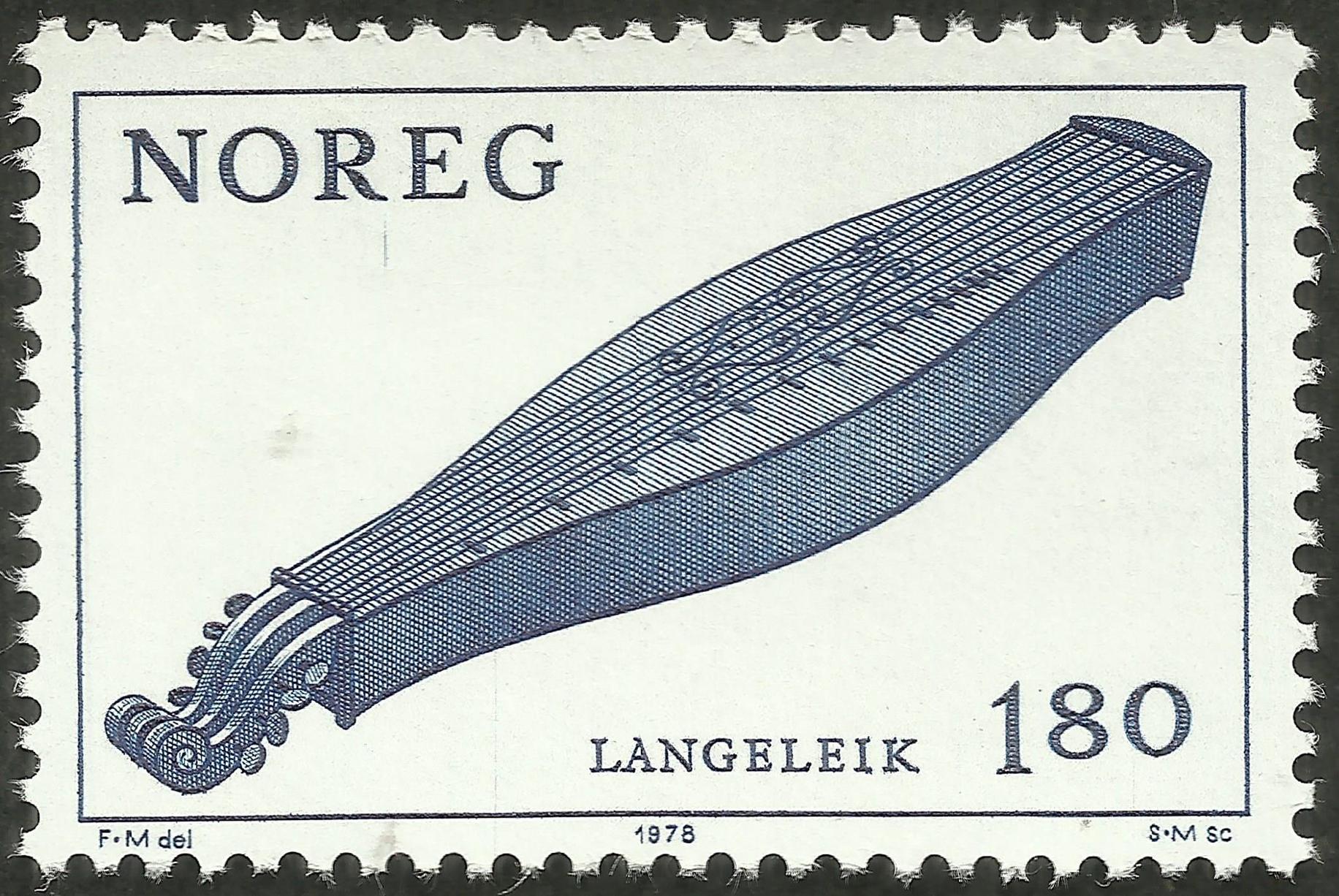 Norway - Scott #736 (1978)