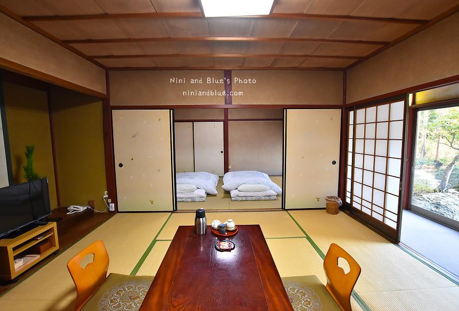 日本 美山住宿 生藥屋溫泉旅館06