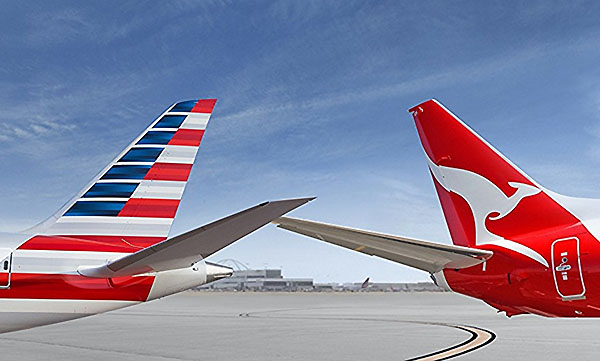 American Airlines Qantas (American Airlines)