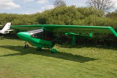 G-BXWR CFM Streak Shadow SA [PFA 206-13205] Popham 020509