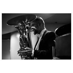 Thomas Røisland, Beijing XPro2 . #xpro2 #fujixpro2 #fujifeed #fujifilm #fujilove #myfujilove #fujifilm_xseries #fujifilmusa #fujifilmnordic #fujifilmme #fujifilm_uk #twitter #geoffroyschied #tuba #musician #portrait #warmup #backstage #instrument #concert