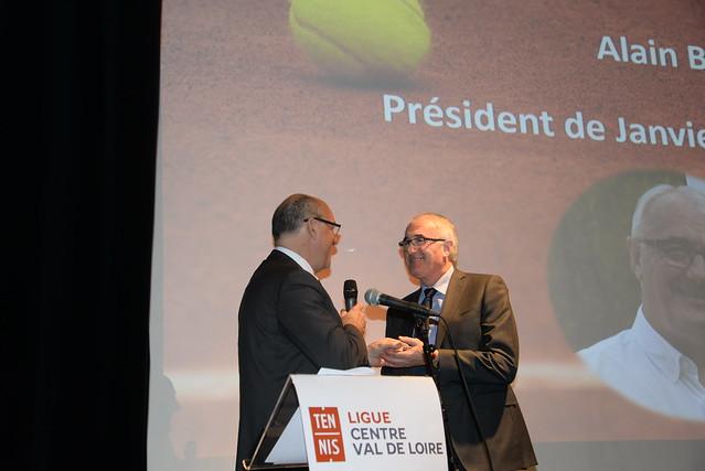 Assemblée Générale de la Ligue du Centre Val de Loire de Tennis 2017