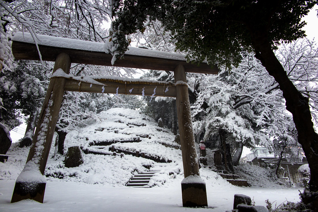 Kiyose Fujizuka & Shrine