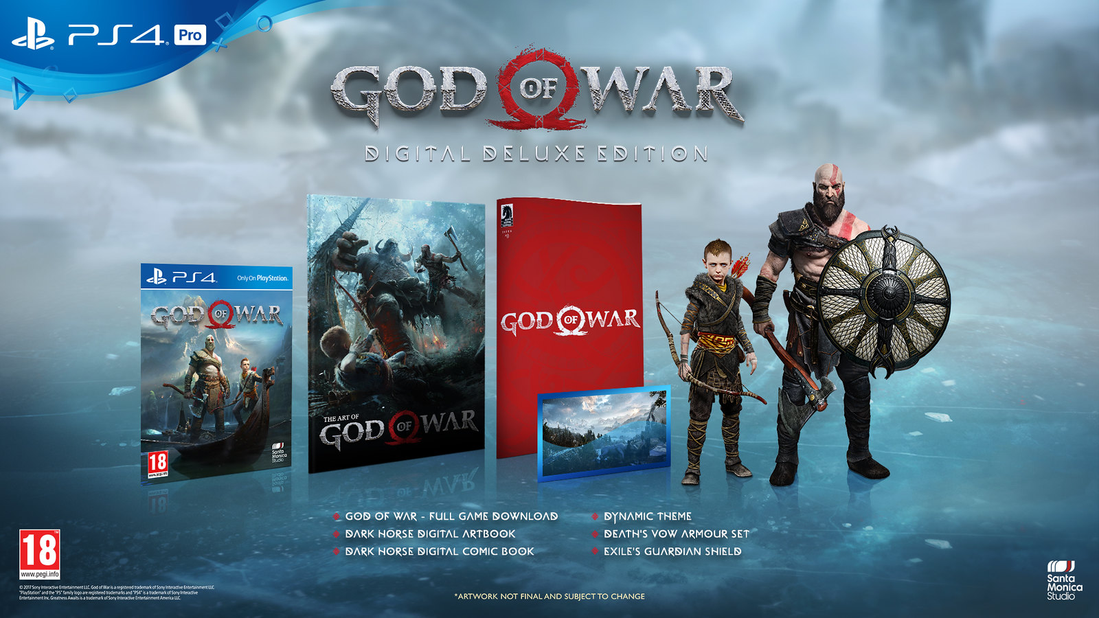 God Of War Release Date Announced Special Editions Revealed New Switch State Mind English Pal Games Again Mark Your Calendars For Wars On 20th April If Youre Not Convinced Yet Watch That Trailer One More Time Or Follow Us Facebook