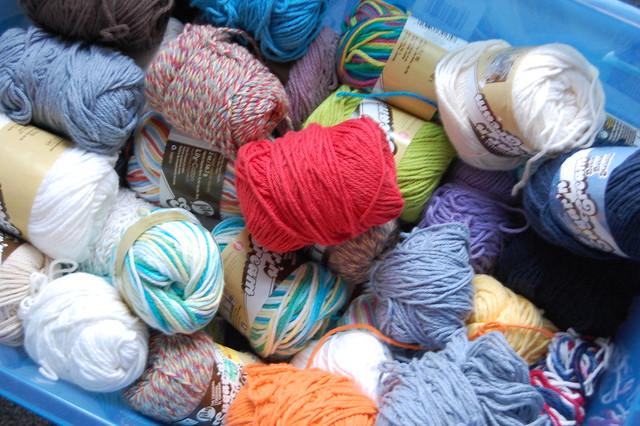 cotton yarn.