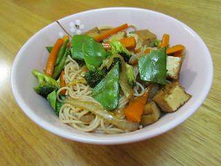 Five-Spice Noodles