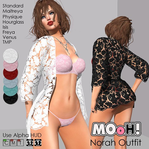 Norah outfit