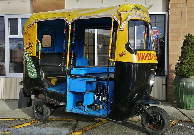 Auto Rickshaw Tuk-Tuk