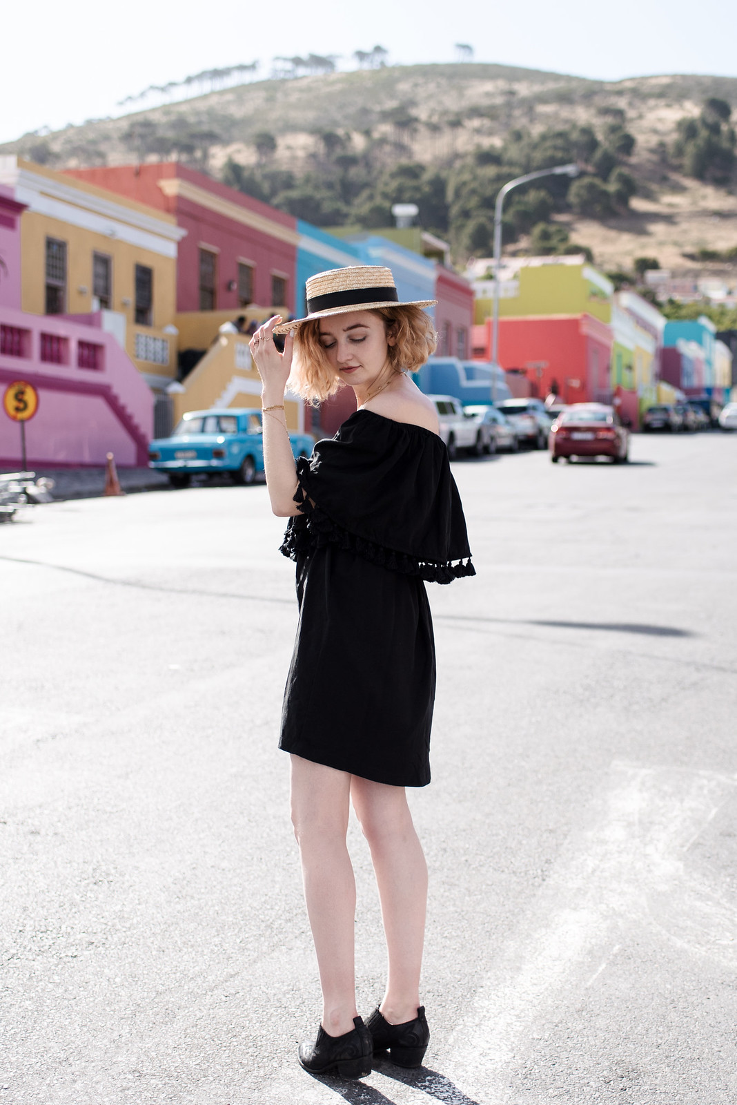 Sustainable Fashion in Cape Town on juliettelaura.blogspot.com