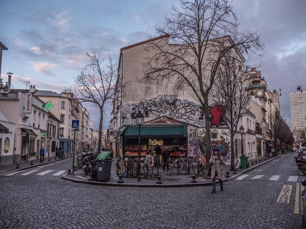 Quartier de la Butte aux cailles, Paris XIIIème 27895535899_8dee3ef8bb_b