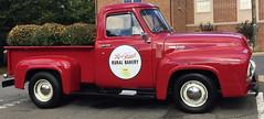 'Red Truck Rural Bakery' 22 Waterloo Street Warrenton (VA) October 2017