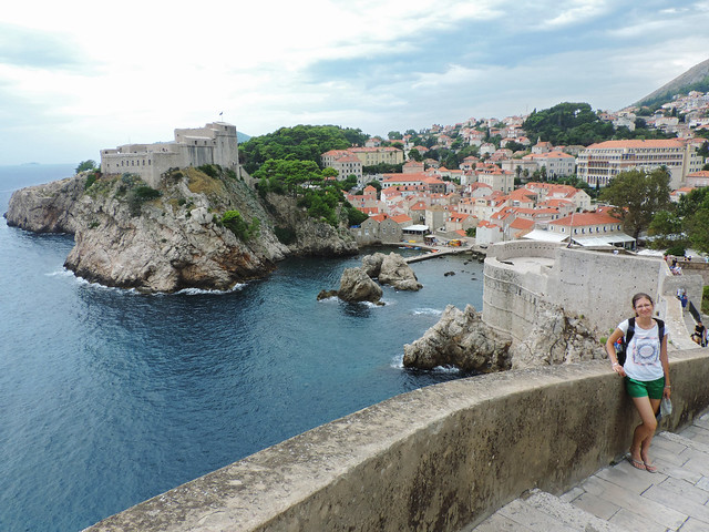 Dubrovnik City Walls, Croatia