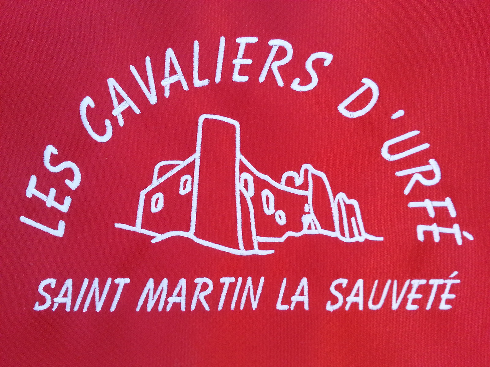 Logo association de cavaliers