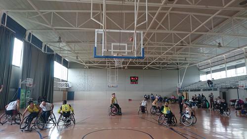 Baloncesto en Silla de Ruedas Vistazul Ilunion División de Honor