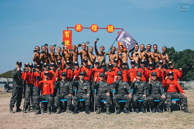 海軍陸戰隊兩棲偵搜專長班146期天堂路