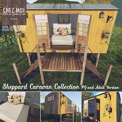 Sheppard Caravan CHEZ MOI