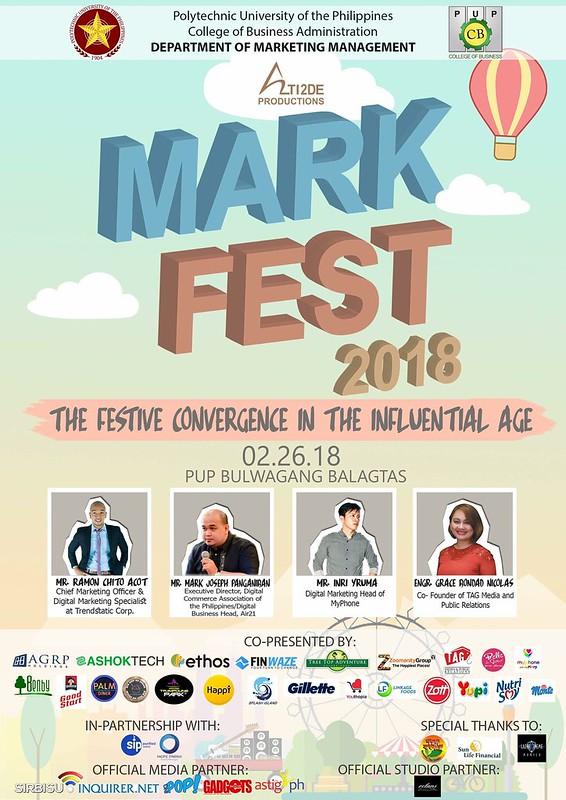 Mark Fest 2018